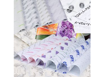 Custom Printed Tissue Paper