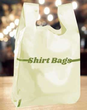 T-Shirt To Go Bags