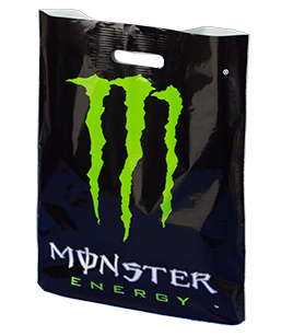 Custom Printed Monster Energy Bag