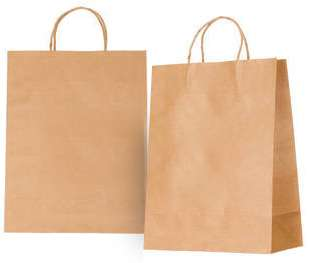 Custom Paper Bags for Your Specifications