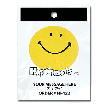 Stock Designs Litterbags - Happiness Is